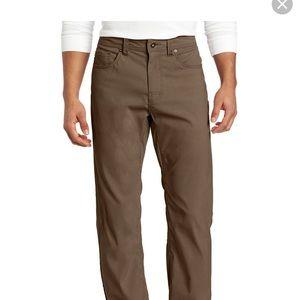 Prana Brion Pants Mud Color
